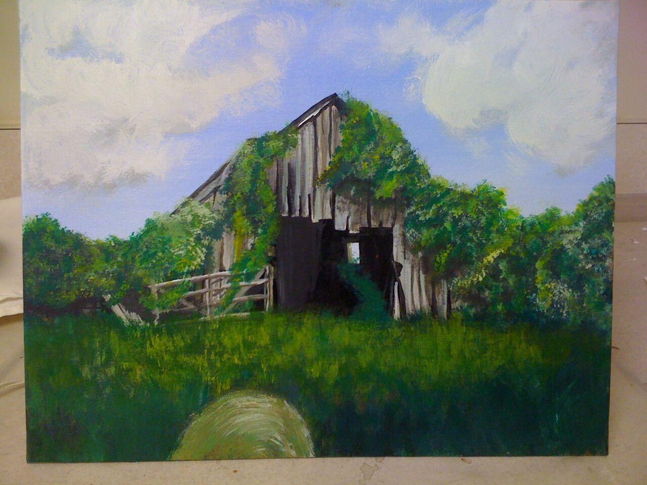Paintings Art By Shirley Dawson